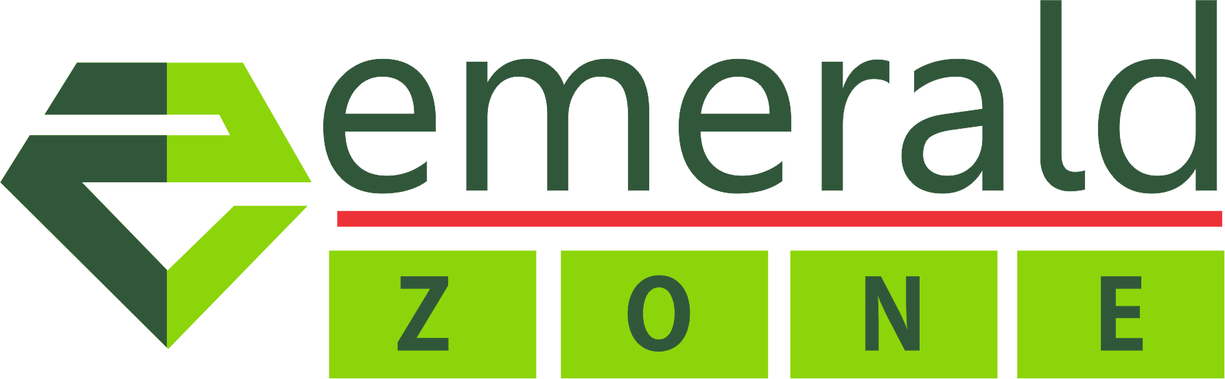 Emerald Zone Logo