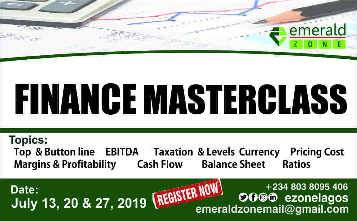 Finance Masterclass2